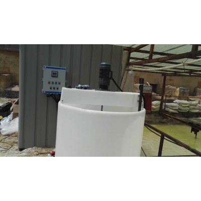 河北灰窑锅炉脱硫自动加碱设备