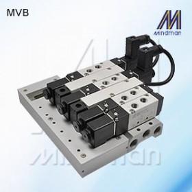 台湾Mindman电磁阀MVB多元连接系统