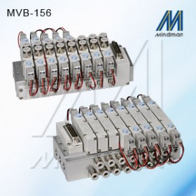 金器Mindman电磁阀MVB-156多元连接系统