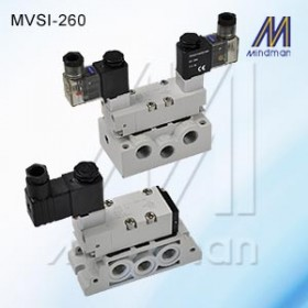 Mindman金器电磁阀MVSI-260