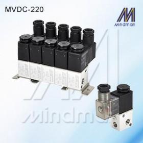 台湾金器电磁阀MVDC-220