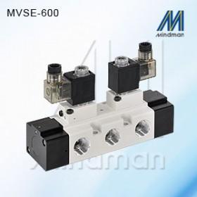 金器Mindman电磁阀MVSE-600