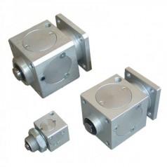 台湾金器气缸MCB-40锁定装置