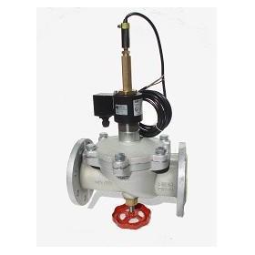 GSR电磁阀, 27系列燃气紧急切断阀D2712/0401/.358HA