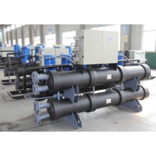 天津水源热泵 地源热泵 螺杆水源热泵 专业中央空调厂家格瑞德