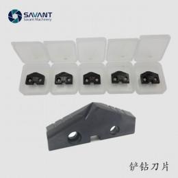 铲钻刀片 粉末高速钢 硬质合金刀片
