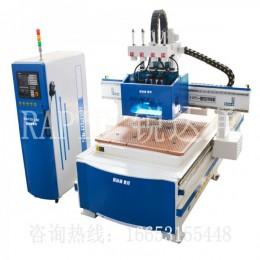 锐达通数控四工序开料机板式家具生产线定制木工雕刻机