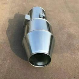 螺旋通风管 佛山白铁通风排气管道价格