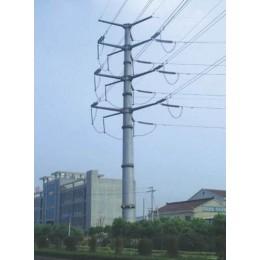 佳木斯市供应11米35kv电力钢杆 钢管杆 钢杆价格 打桩施工