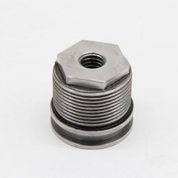 八年工厂供应液压机械零配件 精密零配件密封件加工定制弹簧座