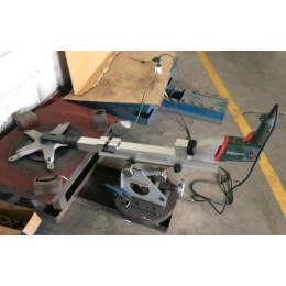 新市电动阀门研磨机,阀门在线研磨工具