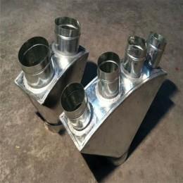 广东佛山供应环保通风用风筒 环保通风管 镀锌铁皮风管