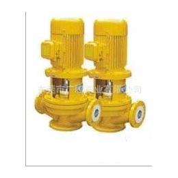 GBF型衬氟管道泵|衬氟耐强酸碱管道泵|强酸碱管道泵