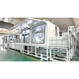米开罗那锂电池自动化生产线