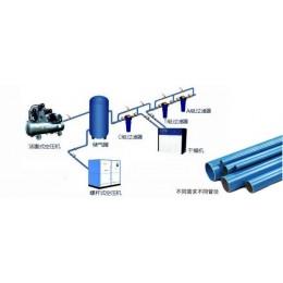 空压机节能超级管道安装