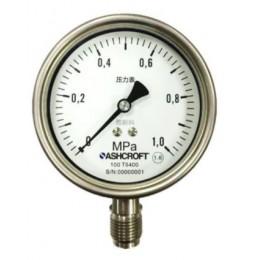 Ashcroft压力表,T5400全不锈钢压力表