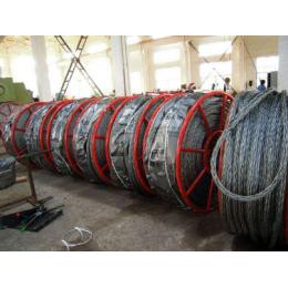 防扭钢丝绳 镀锌钢丝绳 不旋转钢丝绳 电力电缆牵引绳 现货供应