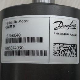 现货供应Danfoss丹佛斯马达OMM8  151G0040