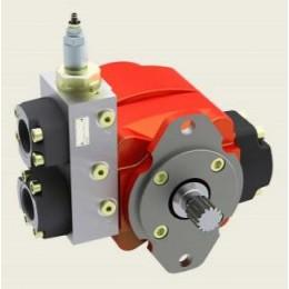 bucher液压泵QXEH系列,内啮合齿轮泵