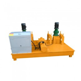 郑州中科支护25A液压式型钢冷弯机
