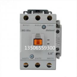 LS产电交流接触器 MC-9d、MC-12d、MC-18d、MC-25d、MC-32a、MC-40a、MC-50a