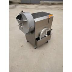 供应土豆切丝机 茄子切条机型号 萝卜切片机
