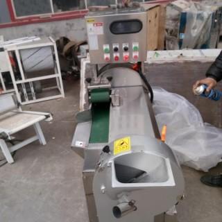 切豆角丝机 自动切油豆角机 切扁豆角机