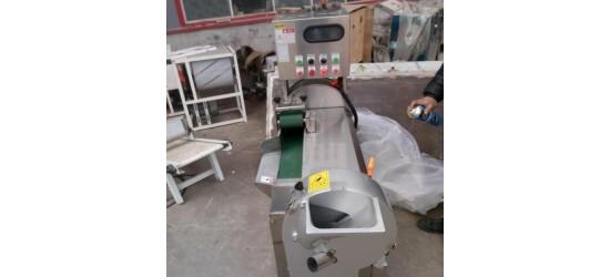 供应白菜切丝机 切酸菜机型号 切韭菜机