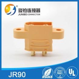可直接锁机柜 XT90公壳母端 厂家直销大电流连接器机柜专用插头