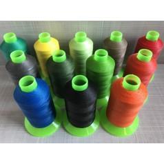 环保0.8mm至1.0mm手工编织蜡线 150D/16至210D/16扁腊线