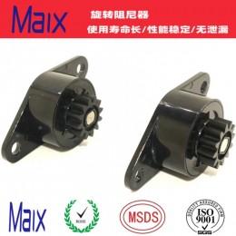 旋转阻尼器双向旋转齿轮 智能门锁指纹锁专用阻尼器厂家直销