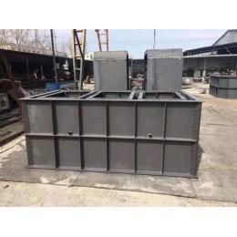 山西农村长方形化粪池钢模具厂