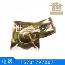 方形蘑菇头冲压扣件 新型钢板扣件 异型卡扣