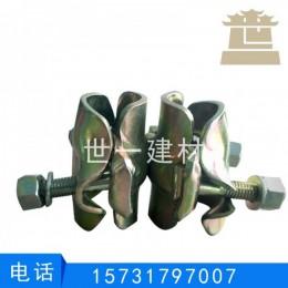 意标冲压旋转扣件 新型建筑钢管固定扣件 直角扣件
