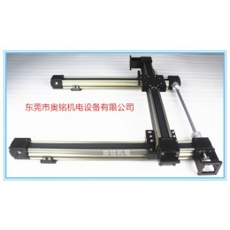 同步带直线模组 双轴心导轨线性模组 单多轴电动直线滑台
