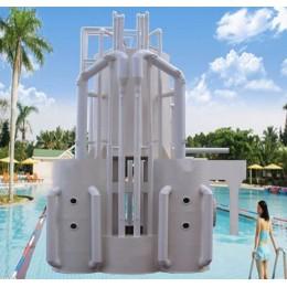 人工湖水处理设备