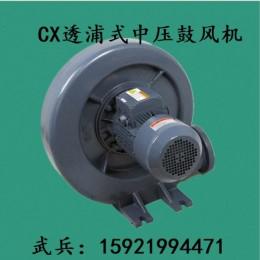 橡胶塑料颗粒输送风机,CX-75中压鼓风机