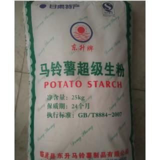 厂家直销东升马铃薯生粉的价格 富广雪花马铃薯全粉总代理
