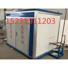 500Nm/h水浴式汽化器   CNG调压撬整体撬装设备  调压箱