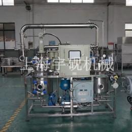 中药提取超声波提取醇提水提全封闭超声波提取浓缩设备