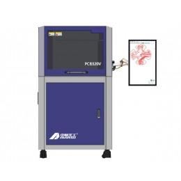 PCB雕刻机PCB320V 视觉高速钻铣雕一体机 自动吸尘雕刻机