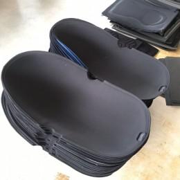 EVA泡棉模压成型 异形EVA海绵冷压成型 EVA贴布加工