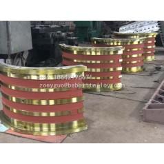 巴氏合金轴瓦 乌金瓦 白合金瓦 轴瓦修复 轴瓦加工 轴瓦厂家