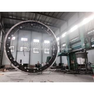 厂家加工定做水泥机械配件大齿轮大齿圈 水泥磨机传动大齿轮