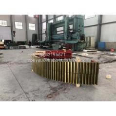 球磨机大齿圈 烘干机大齿圈大齿轮 厂家生产加工 非标齿圈定制