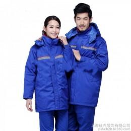 哈尔滨天依服饰冬季保暖工装 棉服厂家直销定做批发