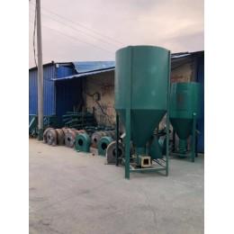 家用500kg1000kg2000g立式饲料机搅拌机粉碎机饲料机械