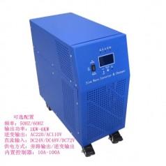供应四川成都5KW太阳能工频逆变器,应急后备电源