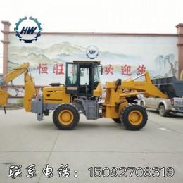 装载挖掘机 全自动装载挖掘机厂家 多功能两头忙