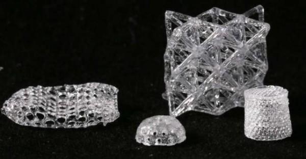 新工艺3D打印复杂的玻璃物体